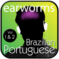 Brazilian Portuguese Vol.1&2 MP3 Download Bundle