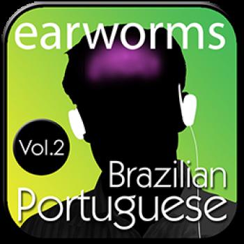 Brazilian Portuguese Vol.2 MP3 Download