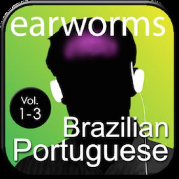 Brazilian Portuguese Vol.1,2 & 3 MP3 Download Trio