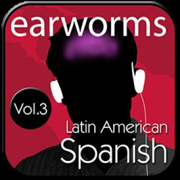 Spanish Vol.3 MP3 Download - Latin American Edition