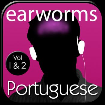 Portuguese Vol.1&2 MP3 Download Bundle - European Edition