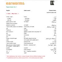 Arabic Vol.1&2 MP3 Download Bundle